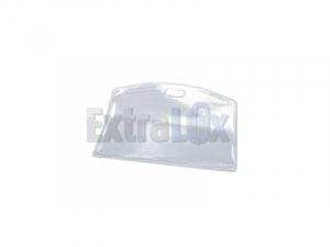 ETUI IDENTIFIKACIJSKI PVC 100X75MM (ŽEPEK 92X52MM) S PODOLGOVATO LUKNJICO