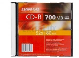 CD-R NN 700MB 80MIN 52X SLIM 1/1