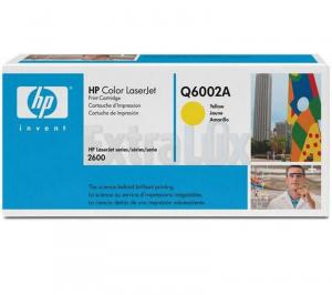 HP TONER Q6002A ŠT.124A YELLOW ZA LJ 1600,2600,2605
