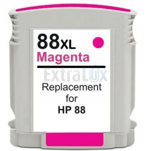HP K ČRNILO C9392A MAGENTA ŠT.88XL KOMPATIBILNO