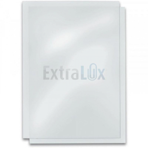PLATNICA PVC A4 PROZORNA 0,15MM 1/100