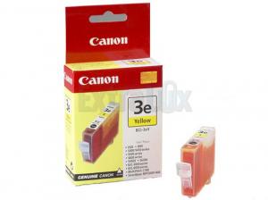 CANON ČRNILO BCI-3E YELLOW ZA I550/850/6100/6500, S400/450/500/600/4500/6300