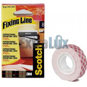 LEPILNI TRAK SCOTCH 3M 19X1,5 OBOJESTRANSKI FIXING LINE MOUNTING TAPE E3A14725A