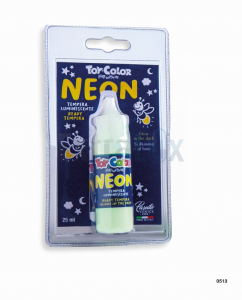 TEMPERA TOY COLOR ART. 513 NEON 25ML