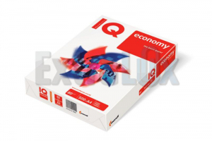 FOTOKOPIRNI PAPIR A4 80G IQ ECONOMY 1/500