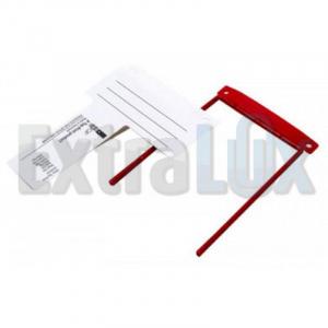 SPONKA ARHIVSKA PVC D-CLIP BHU PVC0480002004 1/100