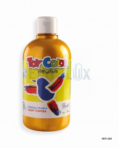 TEMPERA TOY COLOR METALIZIRANA  ART. 551 500ML