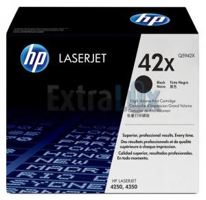 HP TONER Q5942X ŠT.42X BLACK ZA LJ 4250/4350