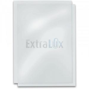 PLATNICA PVC A4 PROZORNA 0,25MM 1/100
