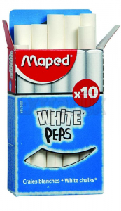 KREDA MAPED PEPS BELA ART.57784 1/10