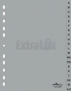 PREGRADNI REGISTER PP A4 DURABLE D-6513 A-Ž DU651310