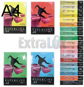 FOTOKOPIRNI PAPIR A4 80G PAPERLINE LILA-LAVENDER IT185 1/500